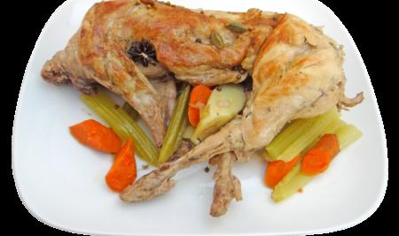 Králík – nahraďte jím stereotypní kuře!