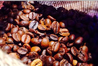 Káva praž